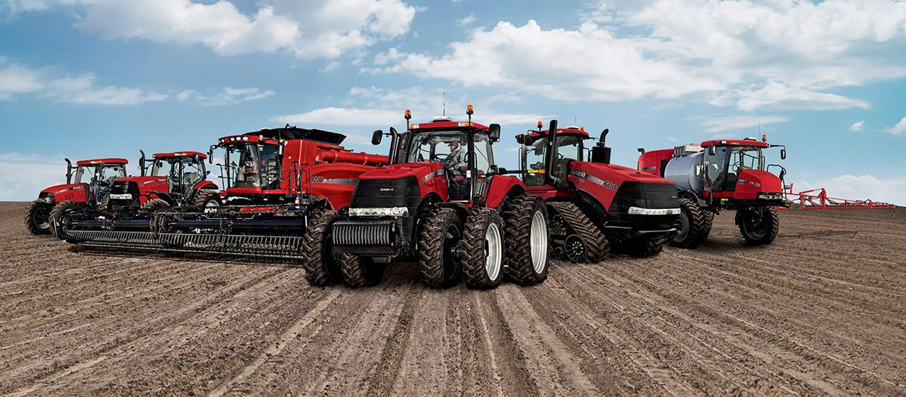 ABOUT FARMERS CENTRE 1978 - CASE IH PRODUCTS