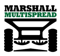 Farmers Centre 1978 Marshall multispread dealer logo